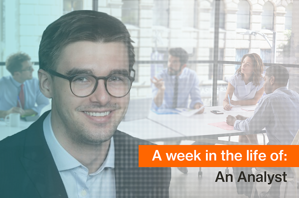 A Week in the Life of an Analyst at CBPartners