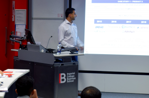 CBPartners Case Study Presentation at Imperial College Business School