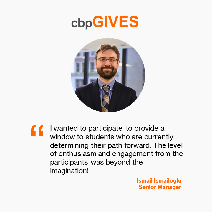 Ismail cbpGIVES